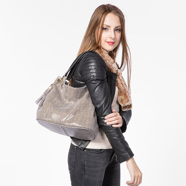 Leather Tote Bag - AARB Store