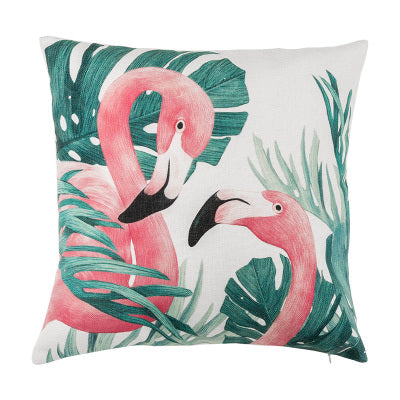 Flamingo Cushion Case - AARB Store