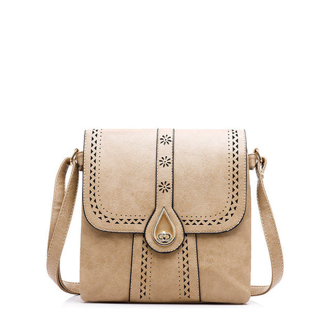 Flap Hollow Handbag