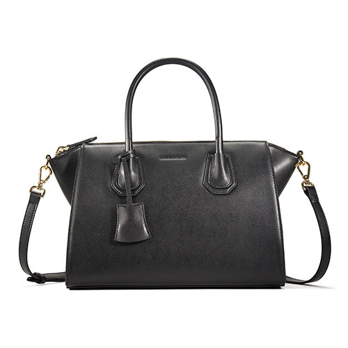 Leather Trapeze Bag - AARB Store