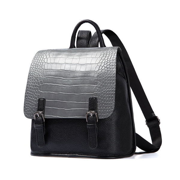 Patchwork Backpack - AARB Store