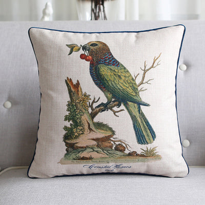 Vintage Style Cushion Cover