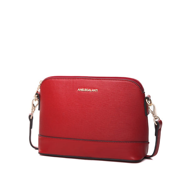 Shell Patchwork Crossbody Bag - AARB Store