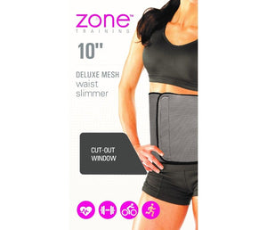 "Zone Training 10"" Mesh Slimmer"