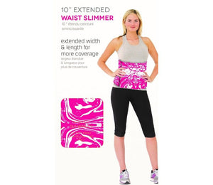"Zone Training Women's 10"" Slimmer Belt"