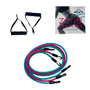 Zone Training Interchangeable Bands