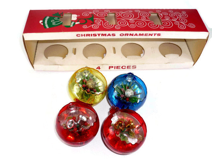 Christmas Diorama Ornaments.Jewelbrite Diorama Christmas Ornaments