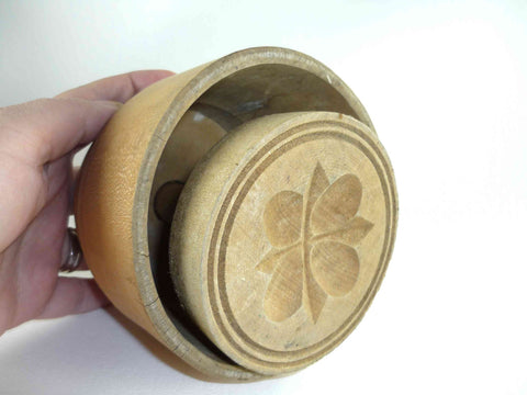 Antique Butter Mold