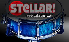 Stellar Drum Shop Garage Sale