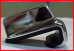 Chrome bass drum claw