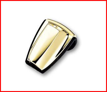 Brass bass drum claw