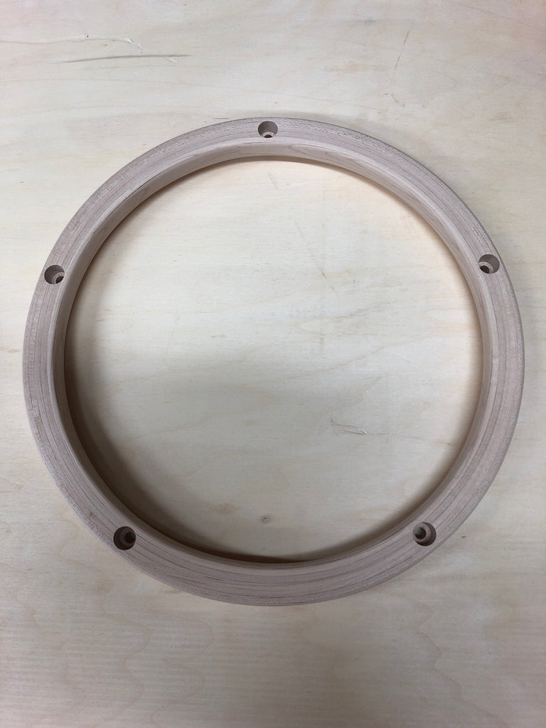 "10"" 5 Hole SP Tom Hoop"