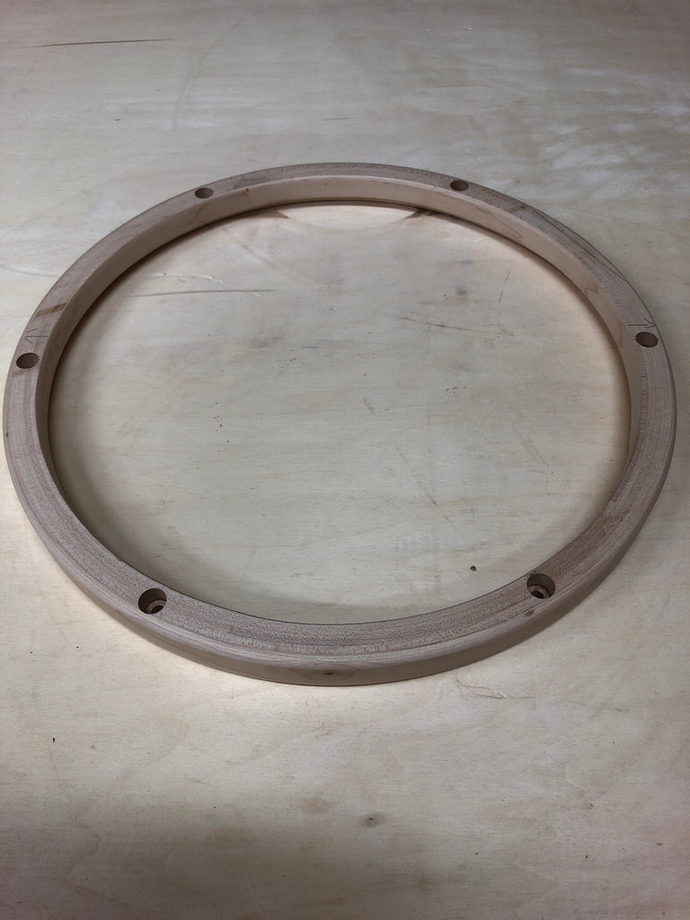 "13"" 6 hole SP Tom Hoop (single hoop)"
