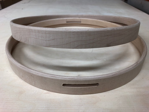 "12"" Modern Claw Style Snare Pair"