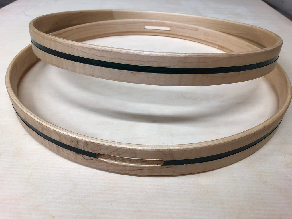 "14"" Modern Claw Style Snare Pair"