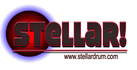 Stellar Wood Drum Hoops