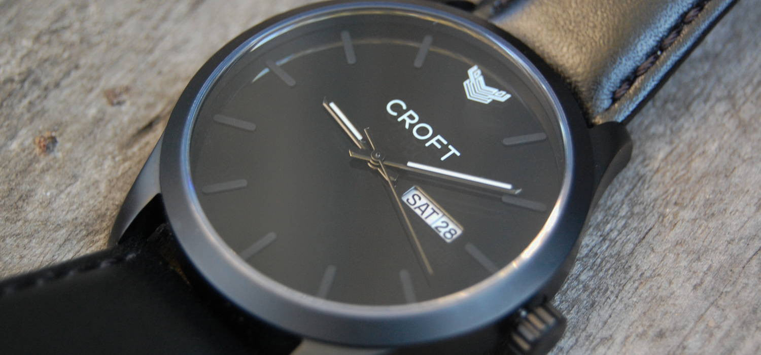 CROFT Watches Richmond Minimalist Design