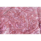 paisley printed stretch cord - 1.30mtr