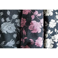 rose design suiting - sold by 1/2mtr