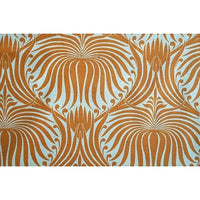 fern design woven fabric - sold by 1/2mtr