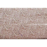 Paisley printed woven cotton fabric - sold by 1/2mtr