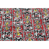 arrow design cotton fabric -sold by 1/2mtr