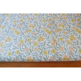 Floral printed woven fabric - sold by 1/2mtr