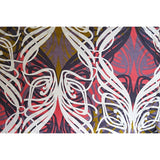 Abstract design jersey - sold by 1/2mtr