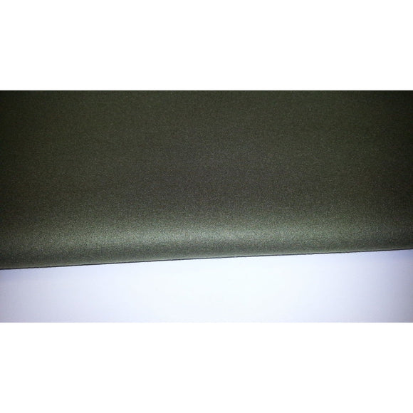 Beautiful suiting fabric - dark olive green - sold in 1/2mtr