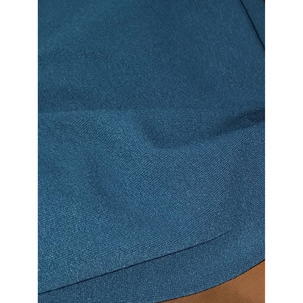 stunning knit fabric - teal