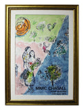 Marc Chagall- Lithographic Poster