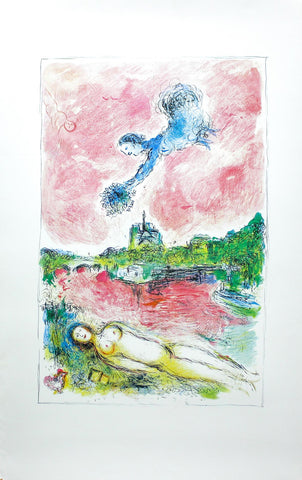 Marc Chagall- Poster