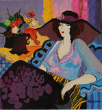 "Patricia Govezensky- Original Serigraph on Paper ""Noa"""