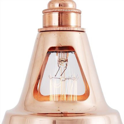 MINSK INDUSTRIAL COPPER PENDANT Mlp387