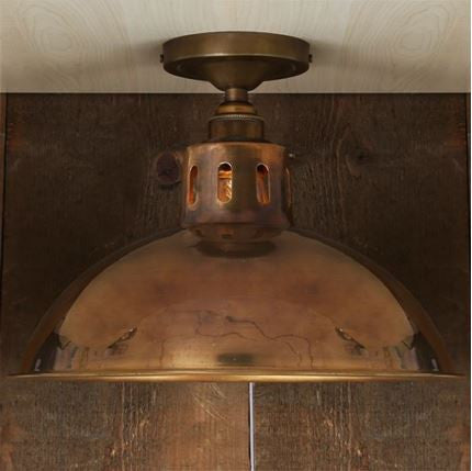 PARIS INDUSTRIAL BRASS CEILING FITTING