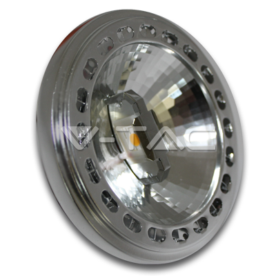 LED Spotlight - AR111 15W 12V Beam 40 Sharp Chip White
