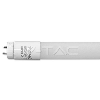 LED Tube T8 10W - 60 cm Thermoplastic Rotation White