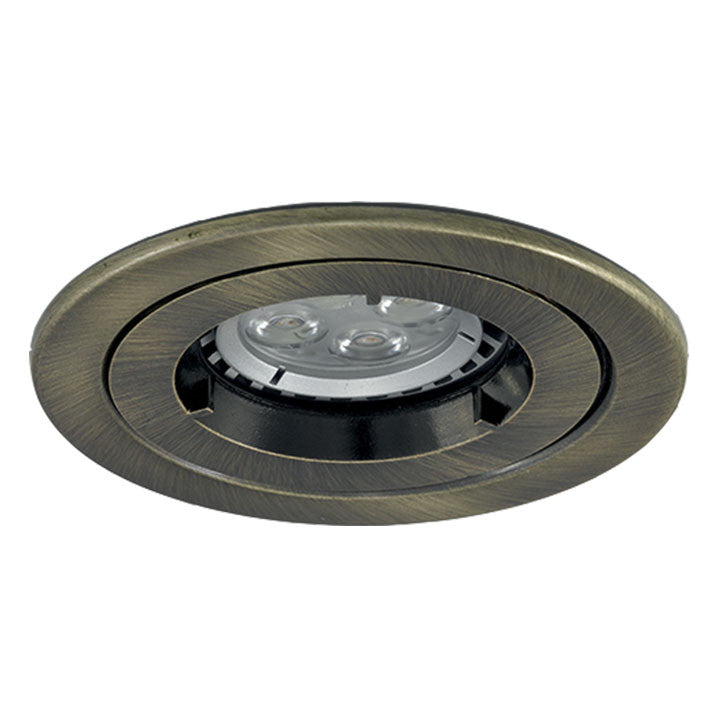 iCage Mini Downlight 50W GU10 Antique Brass
