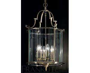 Montagu Lantern Bronze with 6 Lamps