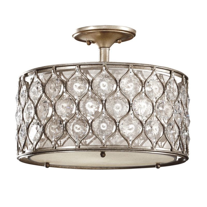 Lucia Semi Flush Light