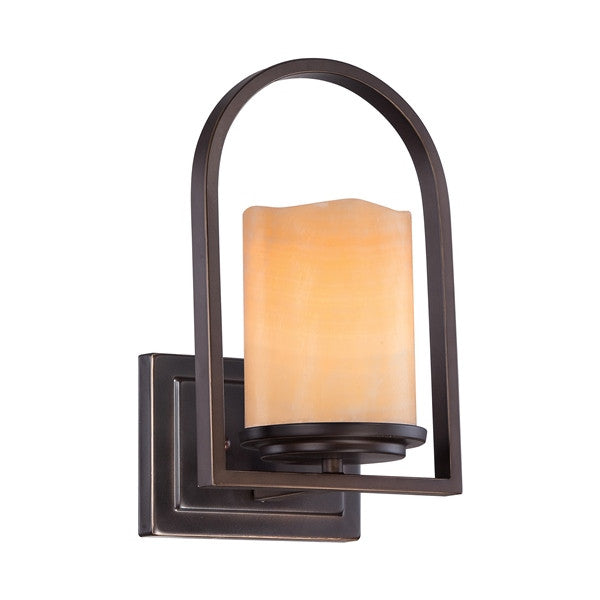 Aldora 1lt Wall Light