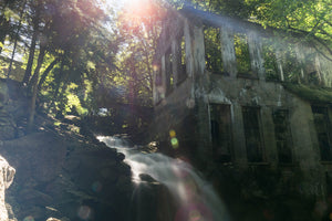 Carbide Ruins - Gatineau Park, QC.