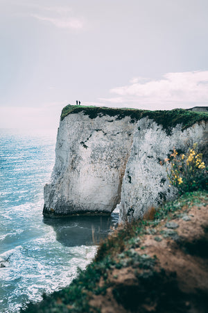 Old Harry Rocks - England