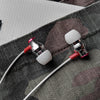Delta IEM Noise Isolating Earphones With Microphone & Remote