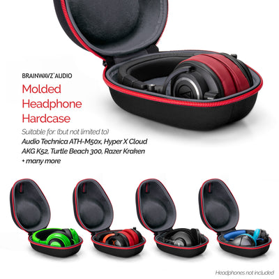 Brainwavz DJ & Gaming Headphone Case