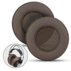 Headphone Memory Foam Earpads - XL Size - PU Leather