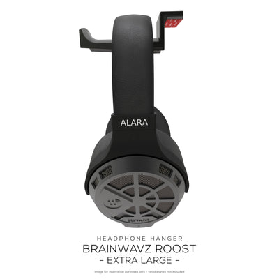 Brainwavz ROOST- Headphone Hanger - Various Sizes
