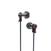 Omega IEM Noise Isolating Earphones With Microphone & Remote - Various Colors