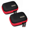 Earphone Hard Carrying Case Standard - 2 Pack