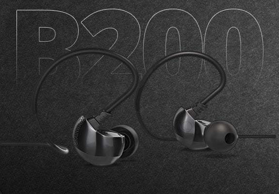 NEW : B200 - HIGH END AUDIO
